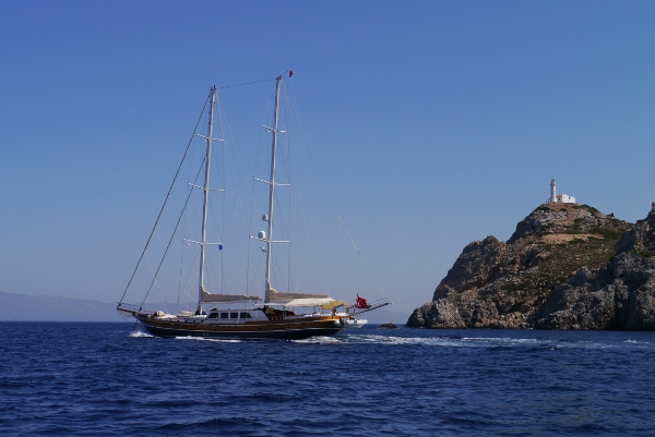 Yacht charters Turkey and Bodrum