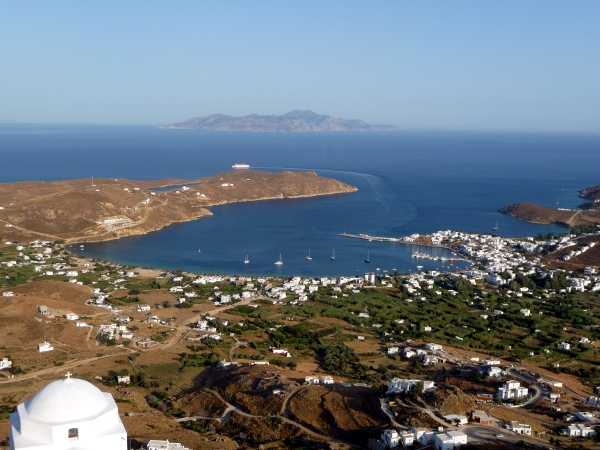 Yacht charters Cyclades