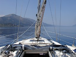 Yacht charters in the Ionian - catamarans