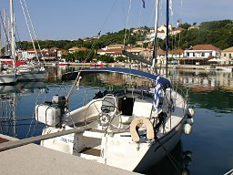Yacht charters Ionian Islands