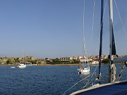 Catamaran charters Greece