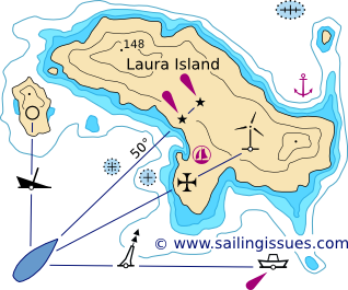 Marine navigation courses: Lines of position, position fixes: 4